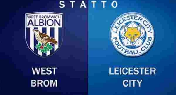 Leicester vs West Bromwich Albion